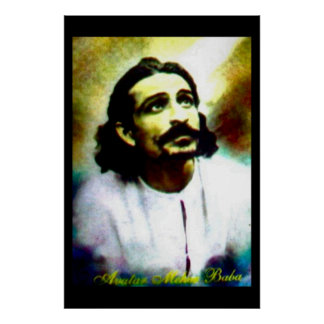 Avatar Meher Baba Poster