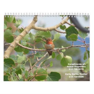 Avatar Properties Nature Calendar
