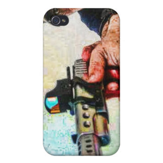 avatar shooter iphone 4 cover for iPhone 4