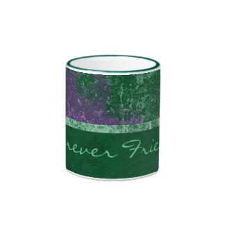 "Avatar Toxic Green ""Foever Friend"" Ceramic Mug"