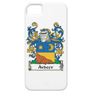 Avdeev Family Crest iPhone 5 Cases