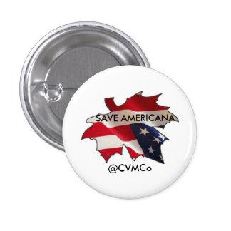 $AVE AMERICANA BUTTON @CVMCo