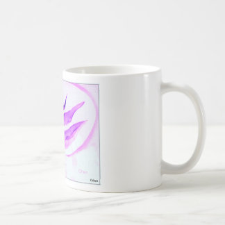 ave del paraíso de IMG_0109.jpg en violeta Taza Clásica