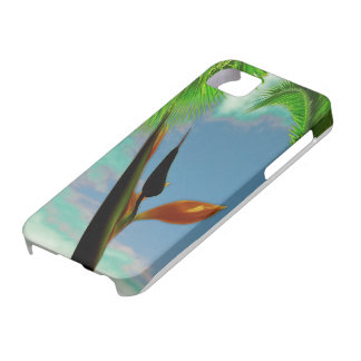 ave del paraíso del caso del iPhone 5 iPhone 5 Case-Mate Cobertura