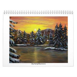 Ave Hurley Illustrations Calendars
