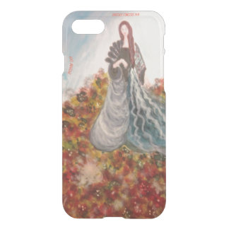 Ave Maria,Custom iPhone 8/7 Clearly™Deflector Case