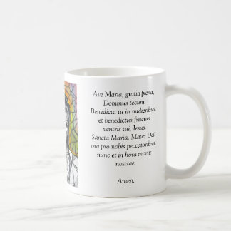 Ave Maria Mug