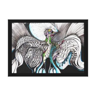 Ave Phoenix Canvas Print