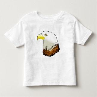 Ave rapaz potente calva de Eagle Remeras