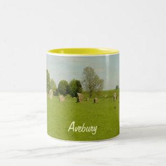 Avebury Henge - Reino Unido Taza De Café