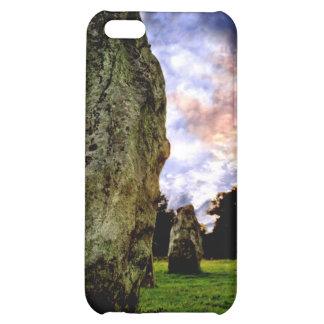 Avebury IPhone mágico/cubierta elegante del teléfo