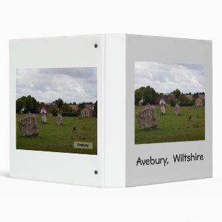 Avebury nublado