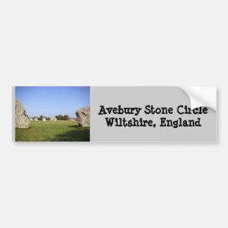 Avebury, Oh Avebury Bumper Sticker