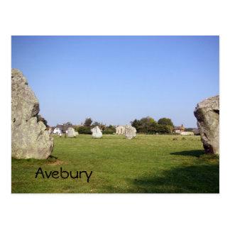 Avebury, oh Avebury Postal