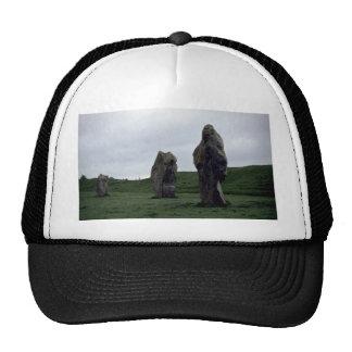 Avebury rock formation mesh hats