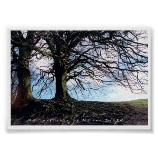 Aveburyhenge Poster