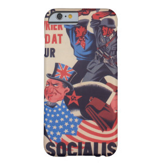 AVEC Propaganda Poster Barely There iPhone 6 Case