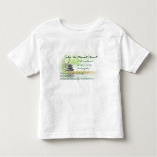 avec/with logo Salon Du Moment Présent Tee Shirt