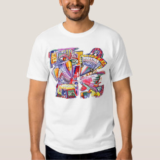 Avechuchos Precolombinos Tee Shirt
