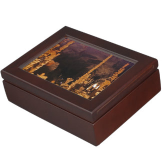 Aven d'Orgnac Stalactite Cave Memory Box