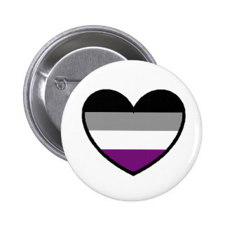 Aven Heart Pinback Button