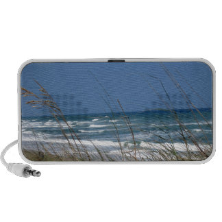 Avena del mar en la brisa iPhone altavoces