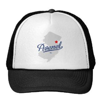 Avenel New Jersey NJ Shirt Trucker Hat