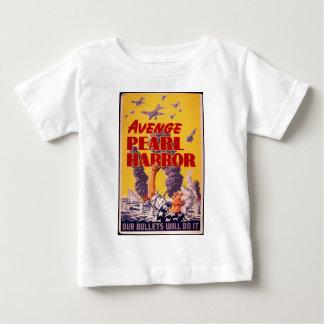 Avenge Pearl Harbor Baby T-Shirt