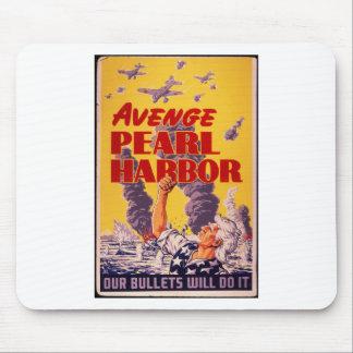 Avenge Pearl Harbor Mouse Pad