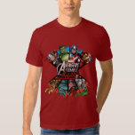 Avengers And Villains Assemble Duo Graphic T Shirt