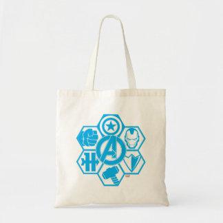 Avengers Assemble Icon Badge Tote Bag