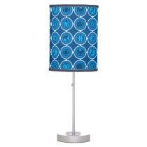 Avengers Assemble Icon Pattern Desk Lamp