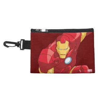 Avengers Assemble Iron Man Character Art Accessories Bags