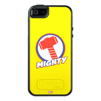 Avengers Assemble Mighty Thor Logo OtterBox iPhone 5/5s/SE Case