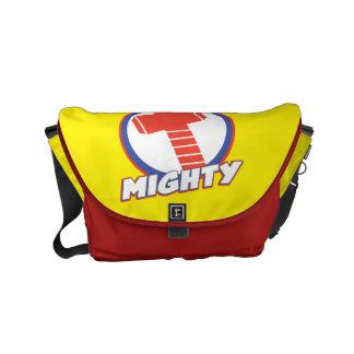 Avengers Assemble Mighty Thor Logo Small Messenger Bag