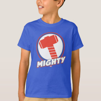 Avengers Assemble Mighty Thor Logo T-Shirt