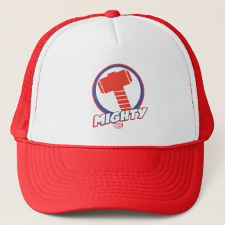 Avengers Assemble Mighty Thor Logo Trucker Hat