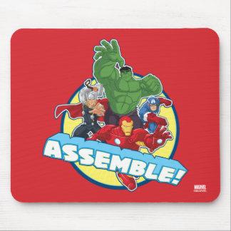 Avengers Assemble! Mouse Pad