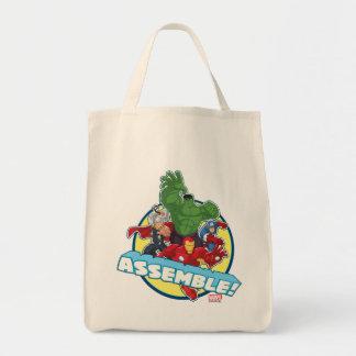 Avengers Assemble! Tote Bag