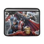 Avengers Attack Graphic MacBook Air Sleeves