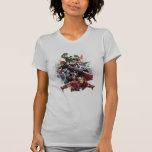 Avengers Attack Graphic Tee Shirt