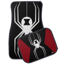 Avengers | Black Widow Icon Car Floor Mat