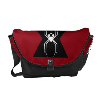 Avengers | Black Widow Icon Courier Bag