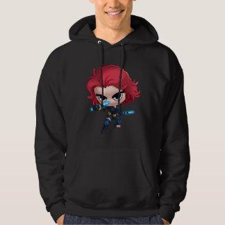 Avengers | Black Widow Stylized Art Hoodie