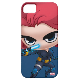 Avengers | Black Widow Stylized Art iPhone SE/5/5s Case
