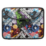 Avengers Character Pattern MacBook Pro Sleeves