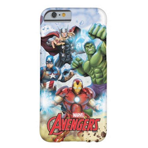 Avengers Classics   Avengers Prepared To Attack Phone Case