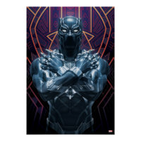 Avengers Classics | Black Panther Salute Poster