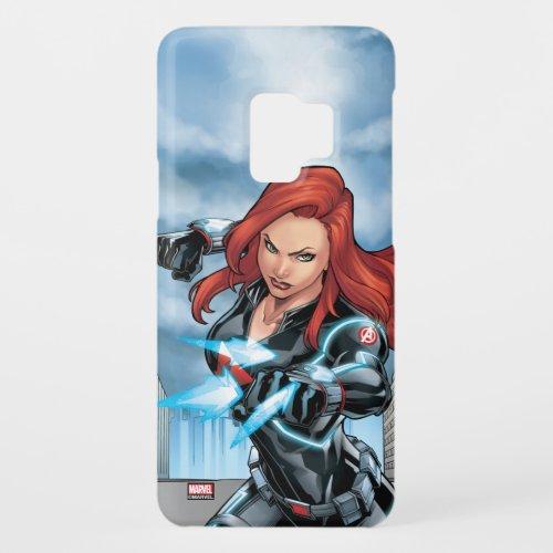Avengers Classics   Black Widow Attack Phone Case