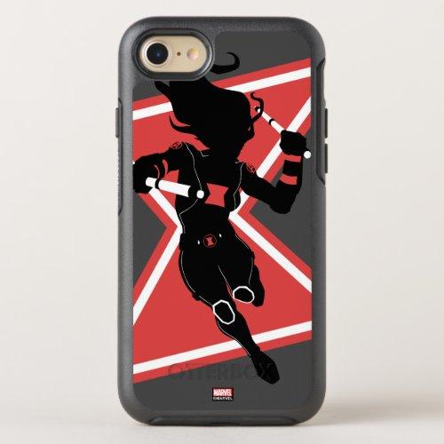 Avengers Classics   Black Widow Icon Graphic Phone Case